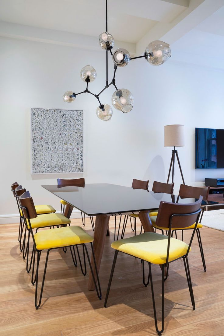 491 best images about Modern Dining rooms