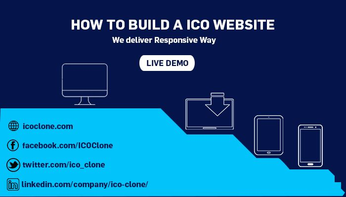build ico website