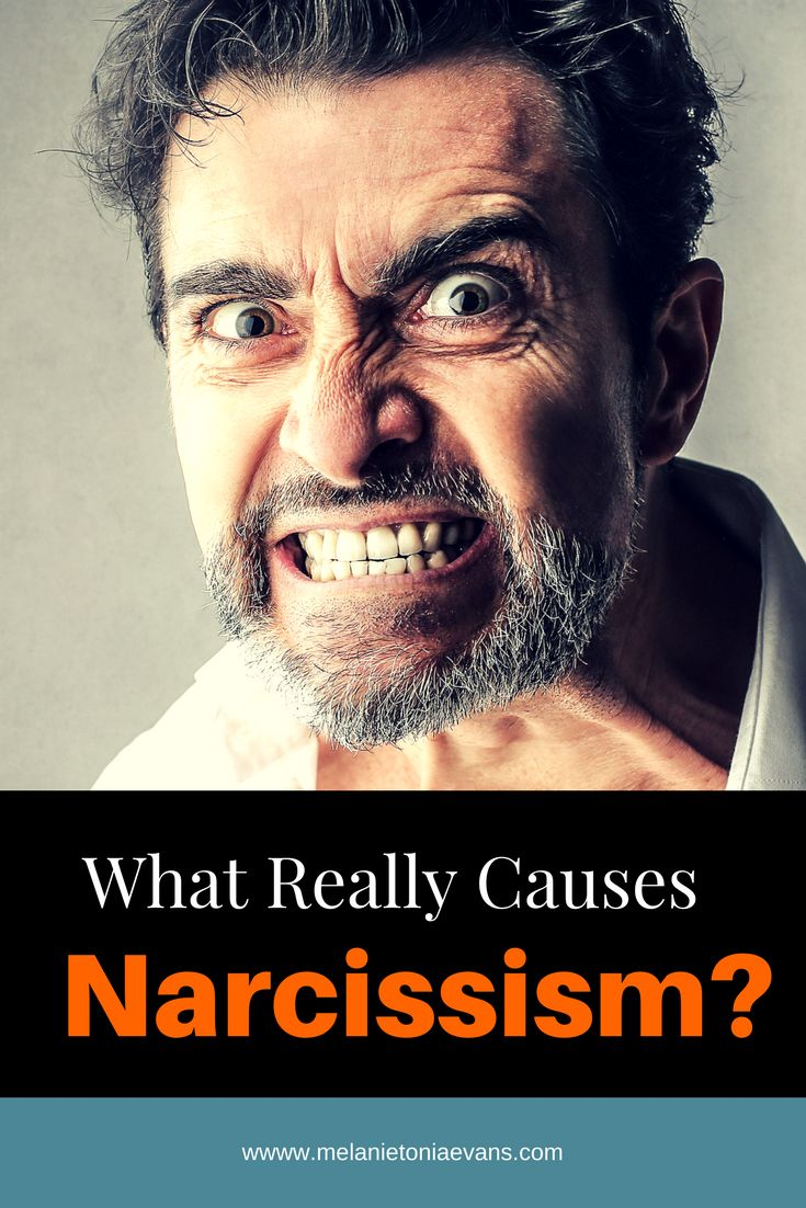 What Really Causes Narcissism? via @meltoniaevans // eric Rel had a dad who constantly cheated on his mom, sometimes he would drive to bars where he met these women and leave his kids in the car. He had a mom who would drive to the home of the women his dad was seeing that night and sit out front and cry to him about it. I think all of this helped shape the narcissist he is today.