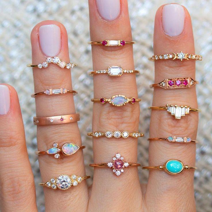Fühlen Sie sich heute ein bisschen bunt mit dem Frühling gleich um die Ecke! Wer ist noch bereit für den Frühling? LoveAudryRose.com   – Jewelry