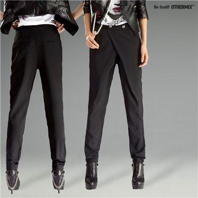 Брюки, Женские прямые брюки –Одежда и товары из Китая Ябаолу Yabaolu оптом и в розницу – YabaoWood.com
