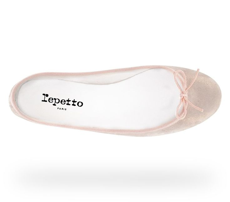 Les fameuses ballerines Repetto Cendrillon, qui donnent un air de danseuse!