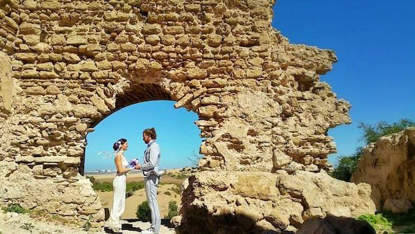 Essaouira, Morocco This Creative Couple Got Married In 38 Different Places Around The World • Page 5 of 6 • BoredBug