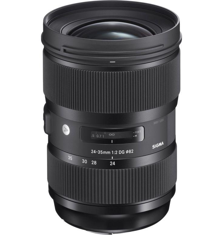 Sigma 24-35mm F2.0 ART DG HSM (Canon)