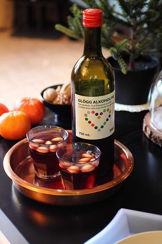 how to make non alcoholic mulled wine