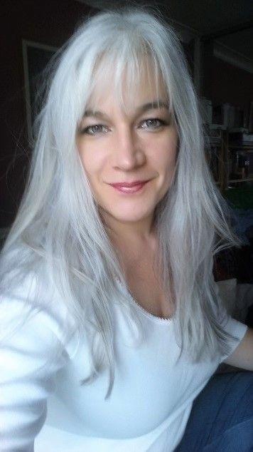 1174 best Set your hair freeeeeee! (Gray/silver hair) images on ...