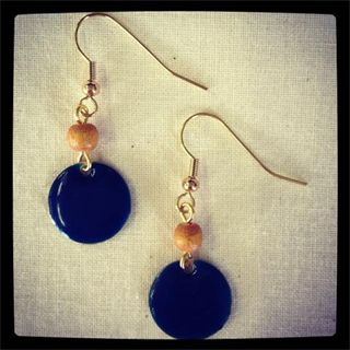 Veritas oorbellen juwelen maak het zelf
