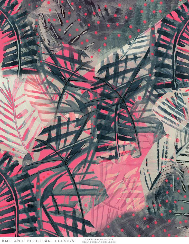 163 best my work: surface + textile design images on Pinterest ...