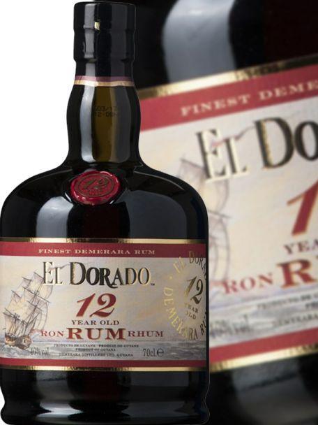 Rom EL Dorado 12 YO Finest Demerara
