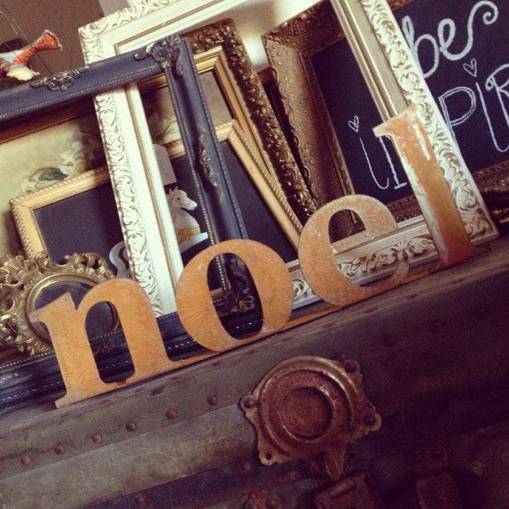 Best images about rusty metal letters on pinterest
