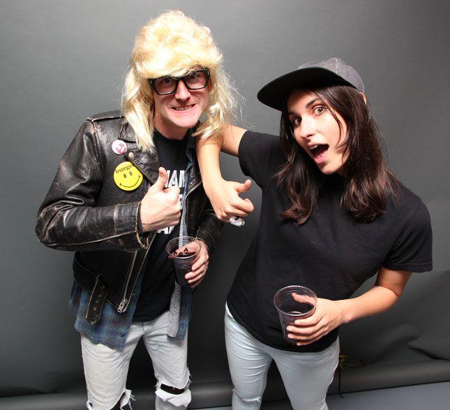 100 Creative DIY Couples Costumes for Halloween via Brit + Co. & Best 183 halloween ideas on Pinterest   Carnivals Children costumes ...