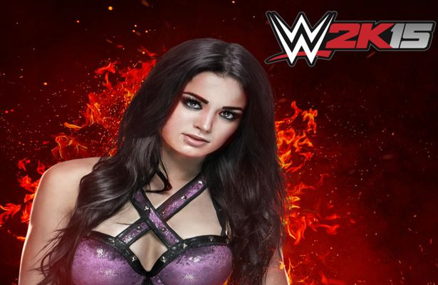 """A """"Season Pass"""" and Paige Have Been Confirmed for """"WWE 2K15″"""
