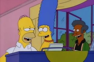 "16 TV Shows ""The Simpsons"" Has Parodied. They ended their last episode as How I Met Your Mother! Matt and I were dying!"