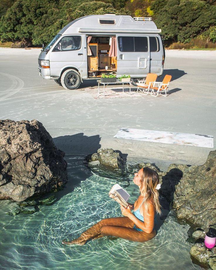 Northland, New Zealand with Cleo Codrington Van life