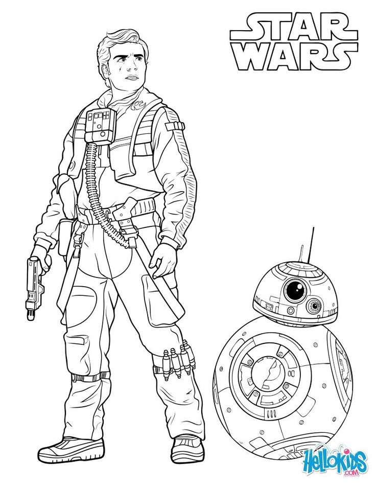 67 best Star Wars Coloring Pages images on Pinterest Coloring