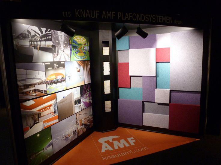 Heradesign _ Pannelli acustici in lana di legno by  Knauf AMF
