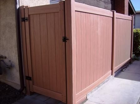 50 Best Images About Vinyl Fence On Pinterest