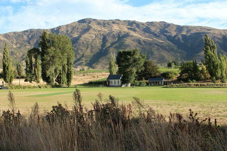 Waitiri Creek Wines, Gibbston - Central Otago
