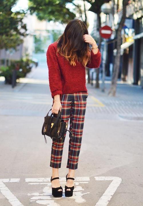 Sweater: Topshop / Bag: Phillip Lim / Pants: Topshop /... - what do i wear?