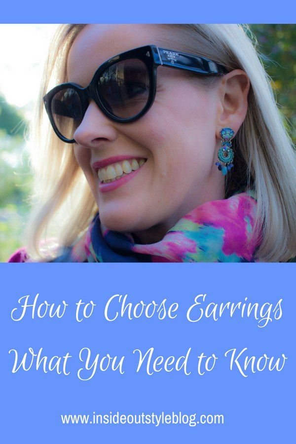 How to Choose Earrings for Your Face Shape and Personality