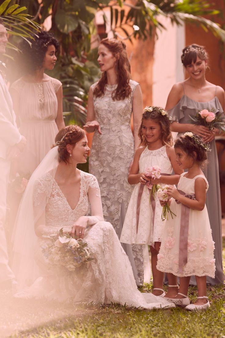 254 best Flower Girl & Ring Bearer images on Pinterest | Be nice ...