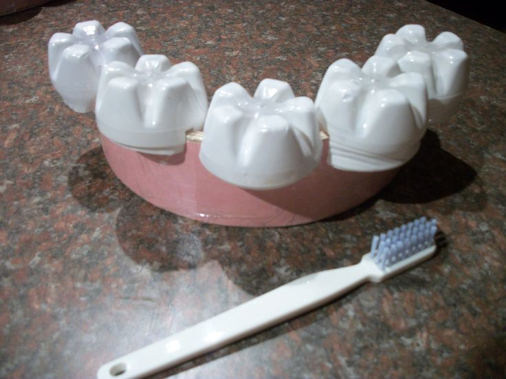 My coworker had made these for dental health week. The kids love them!