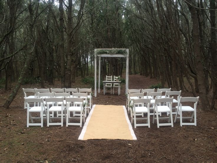 Thomas & Emily Pigdon's Wedding Murramarang Beachfront Nature Resort Wedding Inspiration