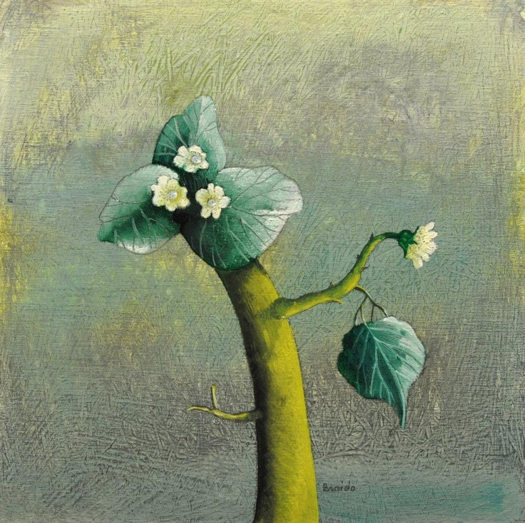 Painting by Silvano Braido