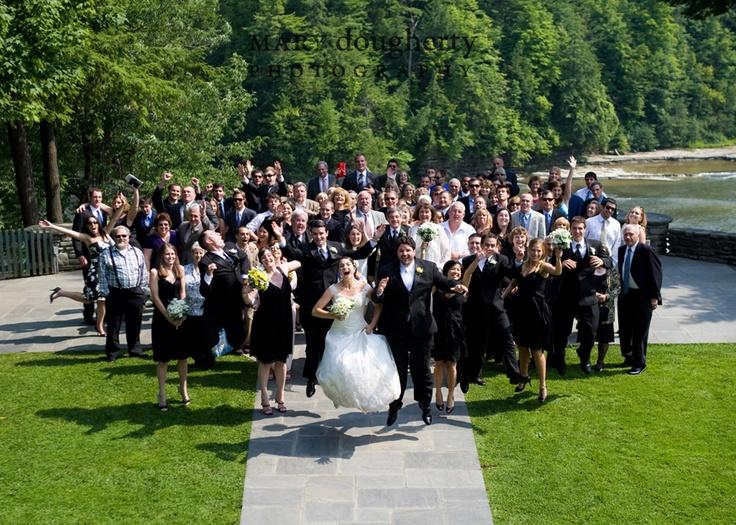 Letchworth Wedding Guests