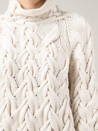 The Row свитер 'Leander'