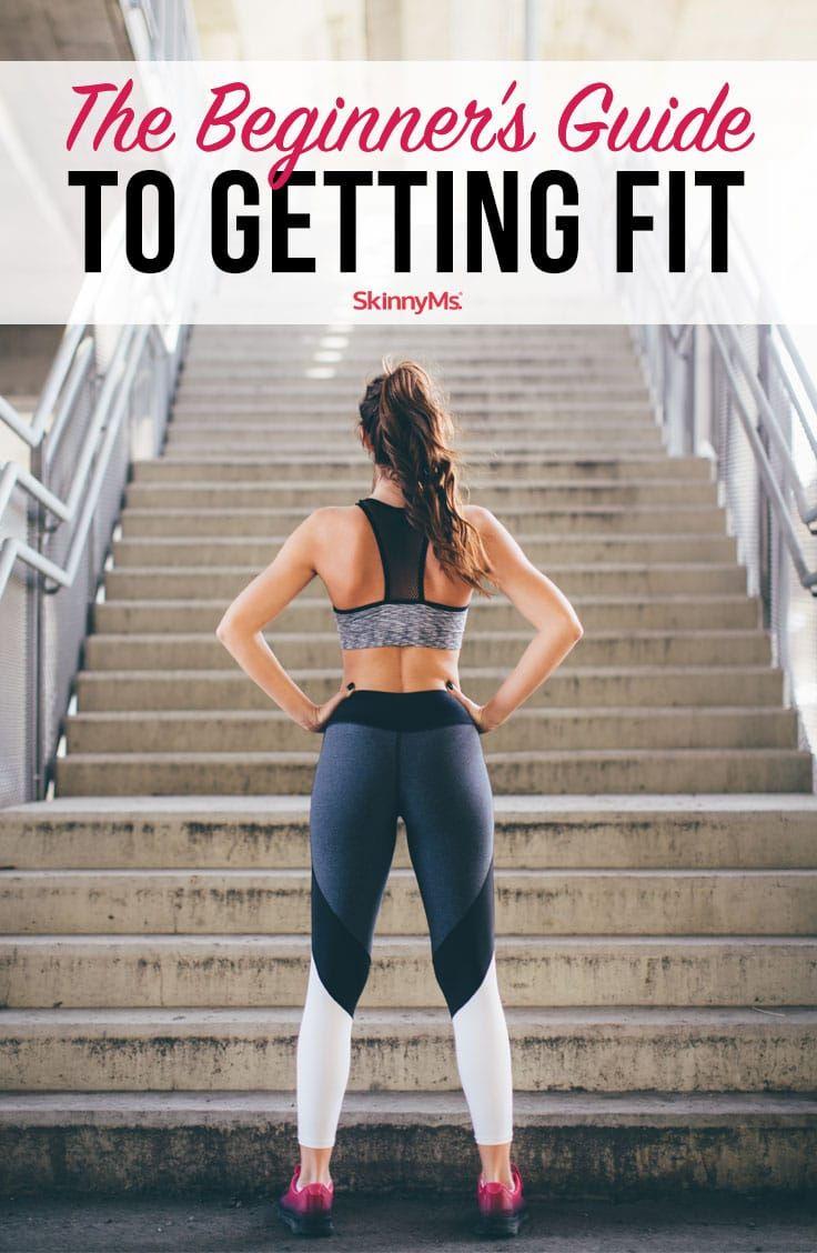 Der Leitfaden für Anfänger, um fit zu werden