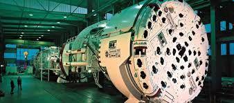 Herrenknecht EPB Shield | Tuneladora - Pesquisa Google