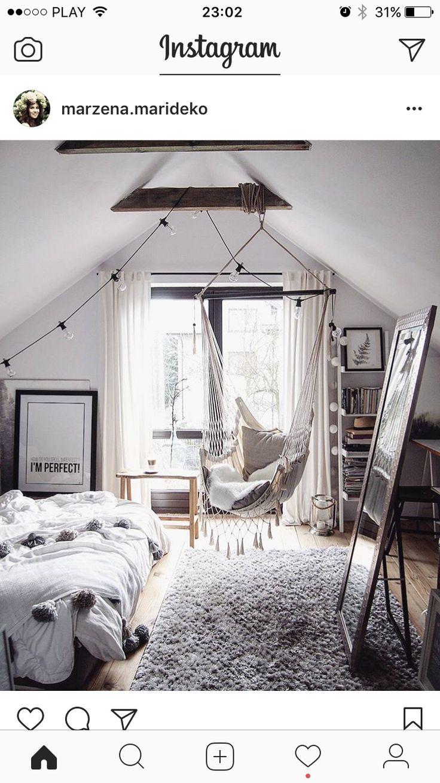 Schlafzimmer, Entwurf