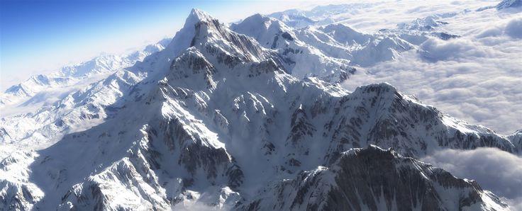 #Schnee, #Kunst, #Höhe, #Typ, #Berg, #Top, #Grat