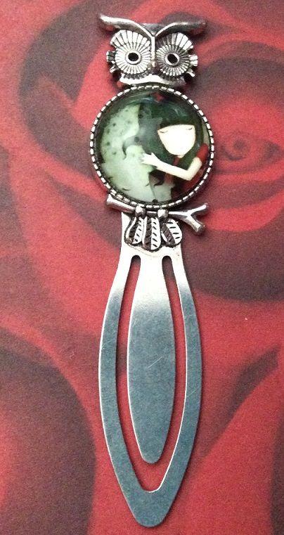 Disponível - http://magic-rose-bijou.shopmania.biz/catalog/marcadores-de-livros-4