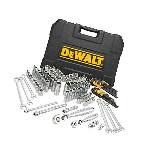 Dewalt 180 piece tool set moen shower hose extension