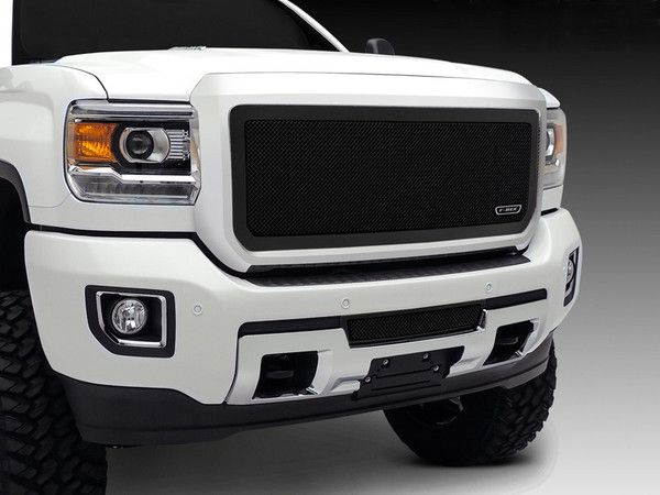15 best 2015 gmc sierra 2500 3500 grilles trim - 2015 gmc sierra interior accessories ...