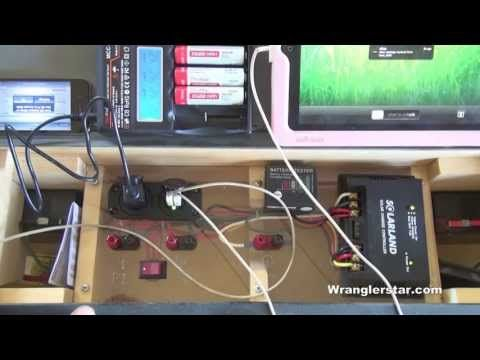 Build A Solar Generator for Under $200 (video)