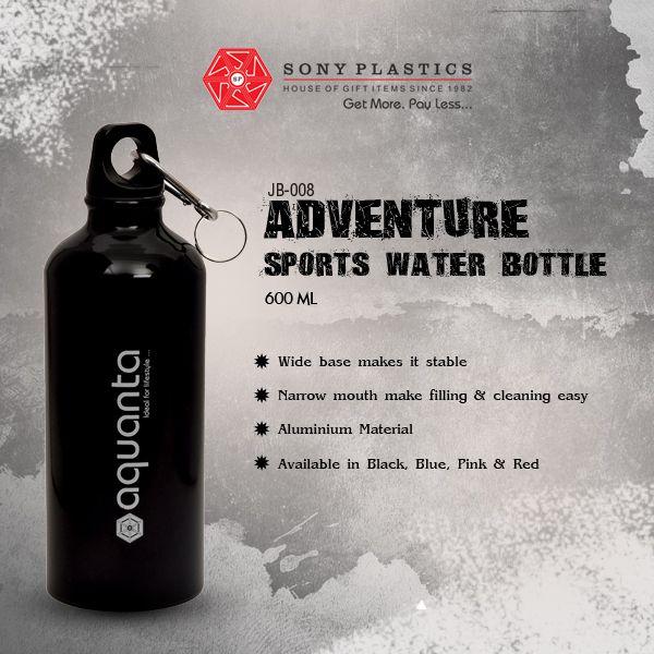 Adventure Sports Water #Bottle Visit http://www.sonyplastics.com/ for bulk inquiries