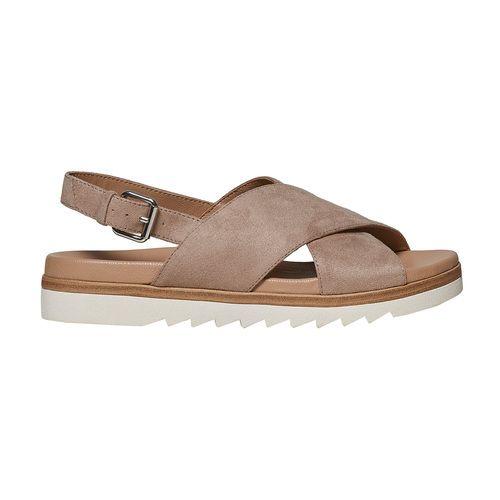 Sandali da donna con suola appariscente Bata - Sandali Bassi - Bata scarpe online