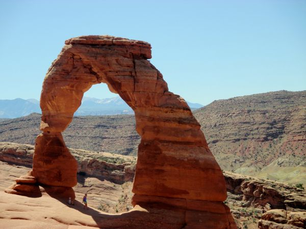 Majestic Moah Utah Arch 3 Waldorf Inspired Moms Places