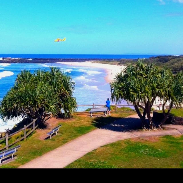 #AustraliaItsBig - Ballina NSW Australia Great place to stay.