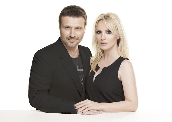 Peggy Zina & Giannis Ploutarxos - Greek Singers