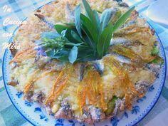 #gialloblogs #ricetta #ricettebloggerriunite #incucinaconmire #Tortino di alici al forno | In cucina con Mire