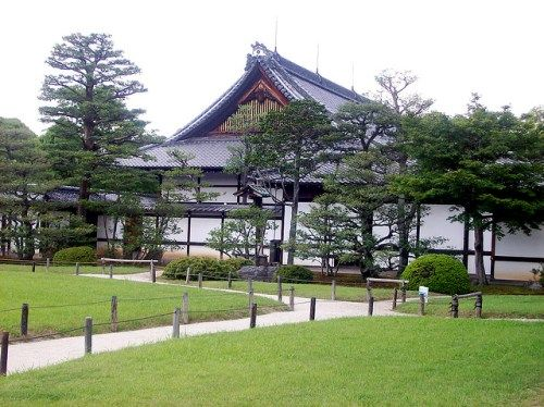 Nijo Palace Kyoto. Cozy and peaceful place. That's why it was called Palace!