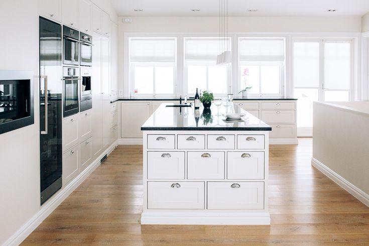 Classic Kitchen Island www.cki.no