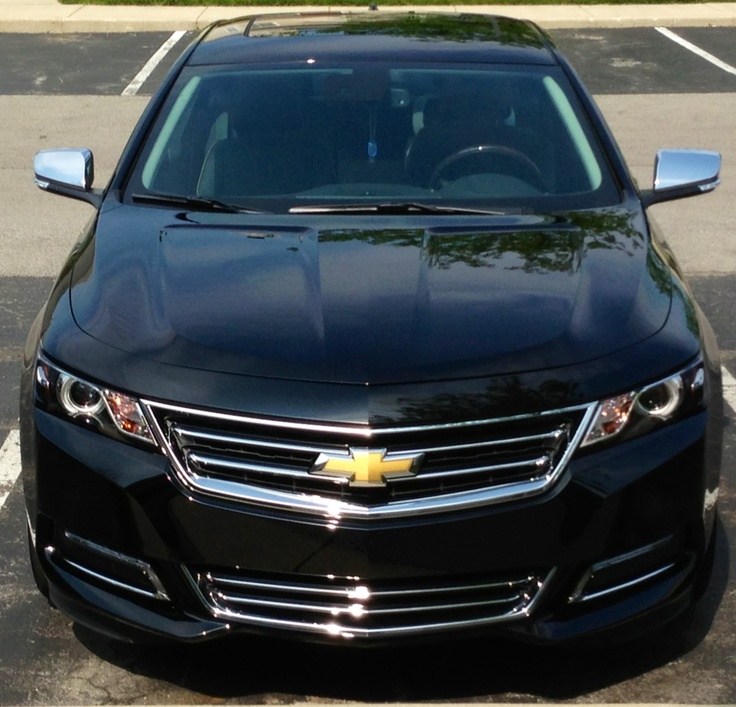 2014 Chevy Impala...chevy finally bringing some style to the table.