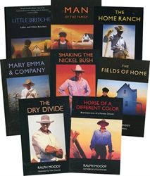 "Little Britches Series.  We enjoyed these so much! - ""Boy"" books we loved..."