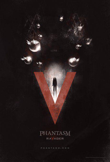 Phantasm: Ravager - Upcoming Horror Movie: David Hartman's Phantasm: Ravager (2016) is the fifth and final film in the… #Movie #Horror