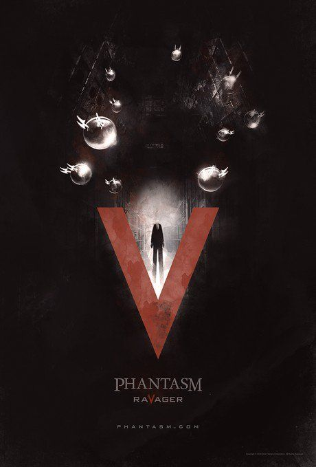 Phantasm: Ravager - Upcoming Horror Movie: David Hartman's Phantasm: Ravager (2016) is the fifth and final film in the… #Movie #Horror